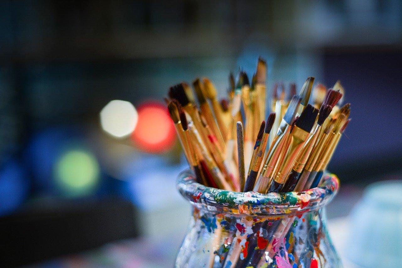 peinture artiste